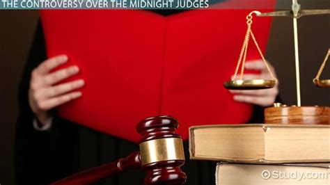 Midnight Judges: Definition & Significance - Video