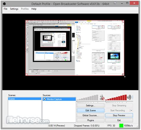 Open Broadcaster Software 0