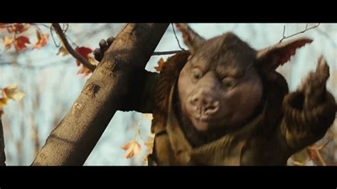 The Spiderwick Chronicles 2008 Hogsqueal 2 - YouTube